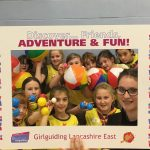 Brownies find their inner Superhero